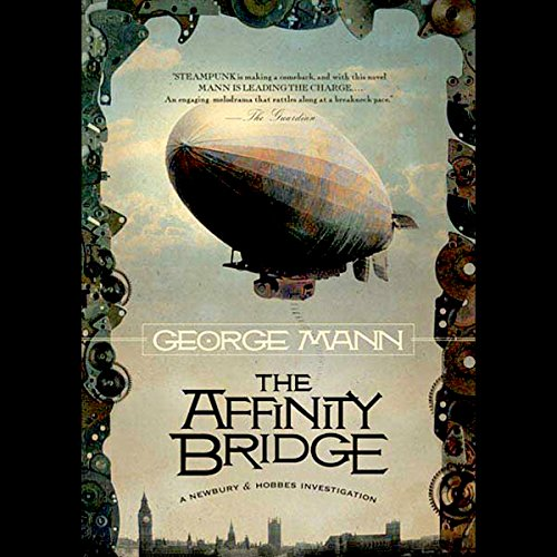 The Affinity Bridge  By  cover art