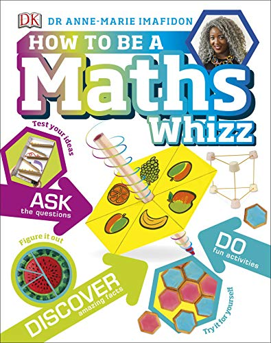 How to be a Maths Whizz (English Edition)