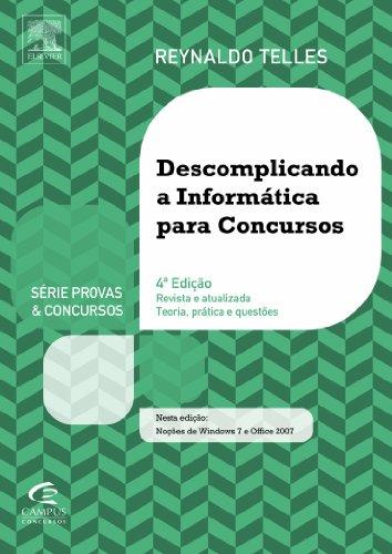 Descomplicando a Informática Para Concursos - Série Provas e Concursos