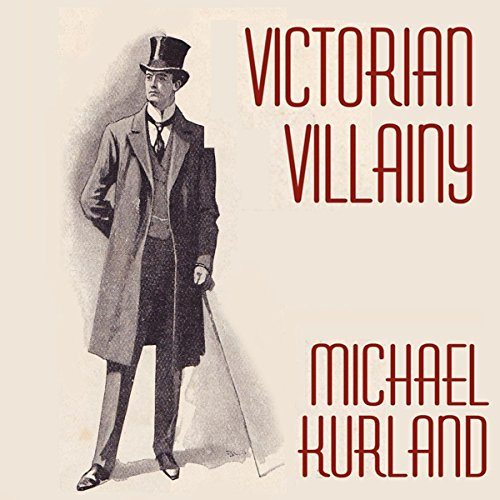 Victorian Villainy cover art