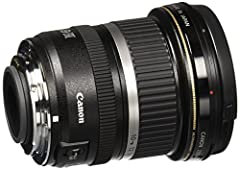 10-22mm wide-angle zoom lens with f/3.5-4.5 maximum aperture for EOS digital SLR cameras Superior AF performance and speed, with full-time manual focus with the turn of a ring Close focusing to 9.5 inches; fills the frame with subjects as small as 3....