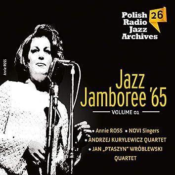 Jazz Jamboree '65, Vol. 1