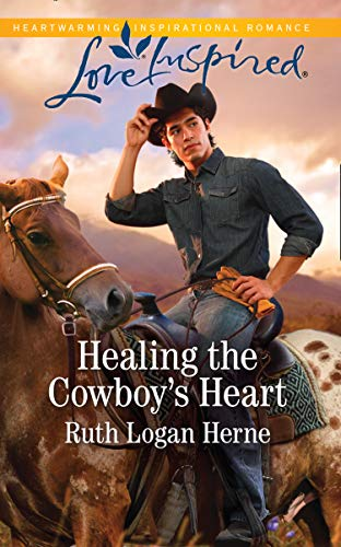 Healing The Cowboy's Heart (Mills & Boon Love Inspired) (Shepherd's Crossing, Book 5) (English Edition)