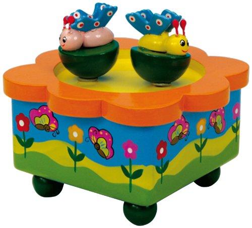 Spieluhrenwelt 43735 Tanzschmetterlinge
