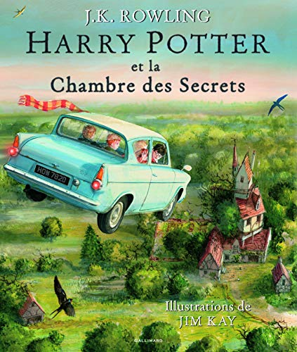 Harry Potter, II:Harry Potter et la Chambre des Secrets