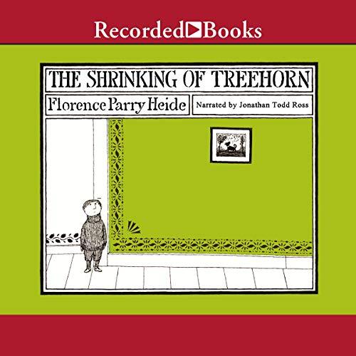 The Shrinking of Treehorn audiobook cover art