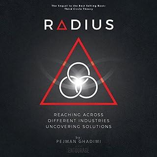 Radius audiobook cover art
