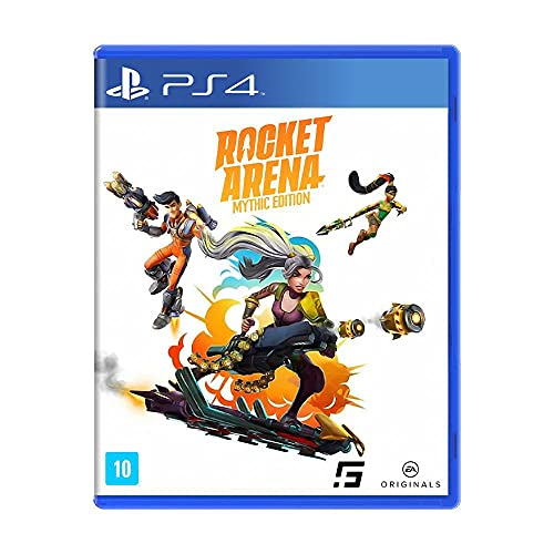 Rocket Arena - Mythic Edition - PlayStation 4