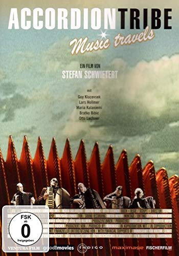 Accordion Tribe - Music Travels