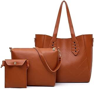 Handbags One-shoulder Crossbody Set Of 3 Tote Handbag