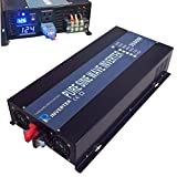 Reliable Off Grid 3500W Pure Sine Wave Inverter 12VDC to 120VAC Solar Power