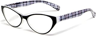burberry plaid reading glasses