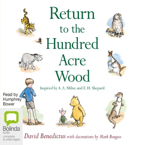 Return to the Hundred Acre Wood cover art