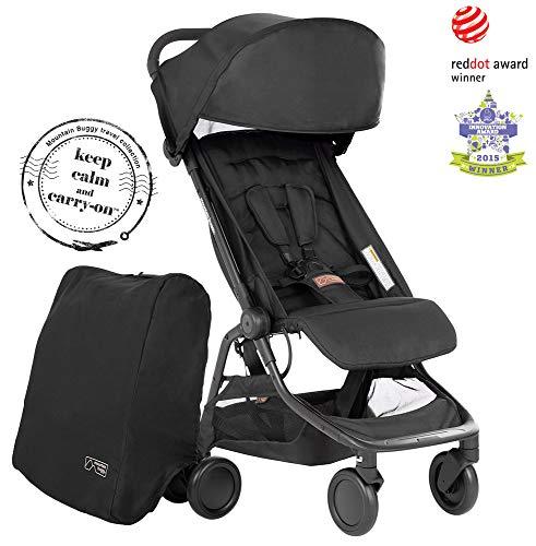 Purchase Mountain Buggy Nano V3 Stroller (Black)
