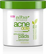 Alba Botanica Acnedote Anti-Pimple Pads, thyme, 60.0 Count