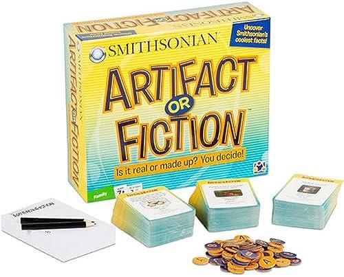 Artifact or Fiction