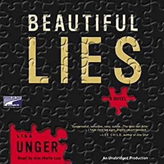 Beautiful Lies     A Novel              Written by:                                                                                                                                 Lisa Unger                               Narrated by:                                                                                                                                 Ann Marie Lee                      Length: 12 hrs and 51 mins     1 rating     Overall 3.0