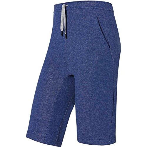 Odlo Spot Pantaloncini da Uomo, Taglia XL, Colore Blu