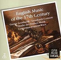 ENGLISH MUSIC OF THE 17TH CENTURY