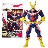 BANDAI My Heroes Academia - Anime Hero Figure 17cm - All Might - 36913 - Multicoloured