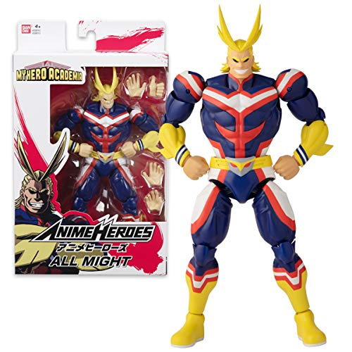 Anime Heroes- Figura de accion My Hero Academia (ALL MIGHT)