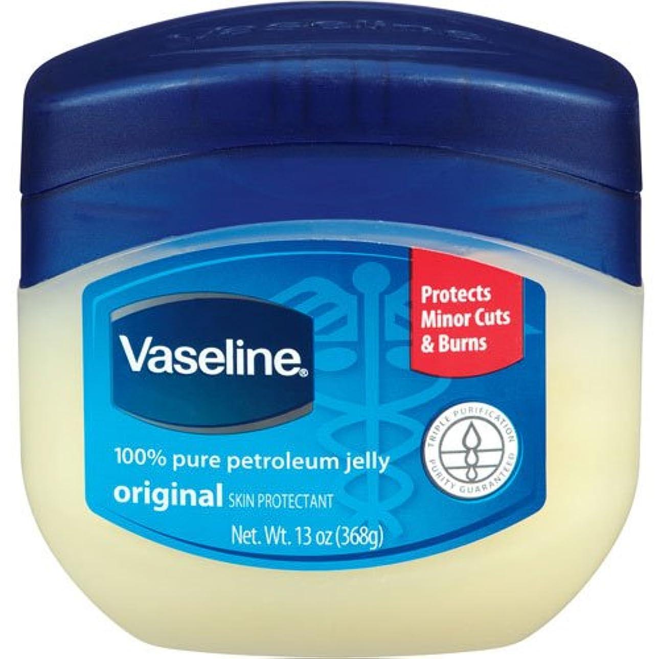 豊かにするランドマーク従順なヴァセリン [Vaseline]ペトロリュームジェリージャータイプ[保湿クリーム]368g[並行輸入品]