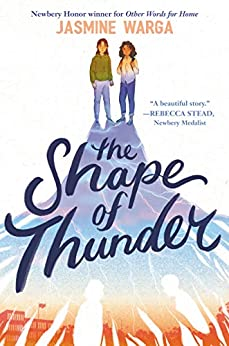 The Shape of Thunder by [Jasmine Warga]