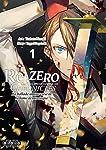 Re:Zero Chronicles - la Ballade Amoureuse de la Lame Démoniaque Edition simple Tome 1