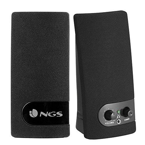 NGS SB150 Bocina - Bocinas (Universal, De 1 vía, Mesa/Estante, 4 W, 200 W, 100-20000 Hz)