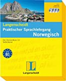 Langenscheidt Praktischer Sprachlehrgang Norwegisch - Buch und 3 Audio-CDs + Begleitheft: Der Standardkurs für Selbstlerner (Langenscheidt Praktische Sprachlehrgänge)