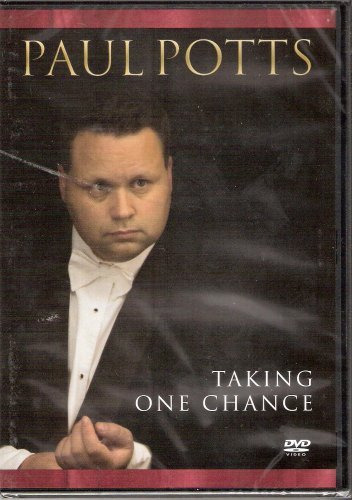 Paul Potts Taking One Chance Limited DVD