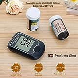 Recensione 4 Diabetes test kit glucosio nel