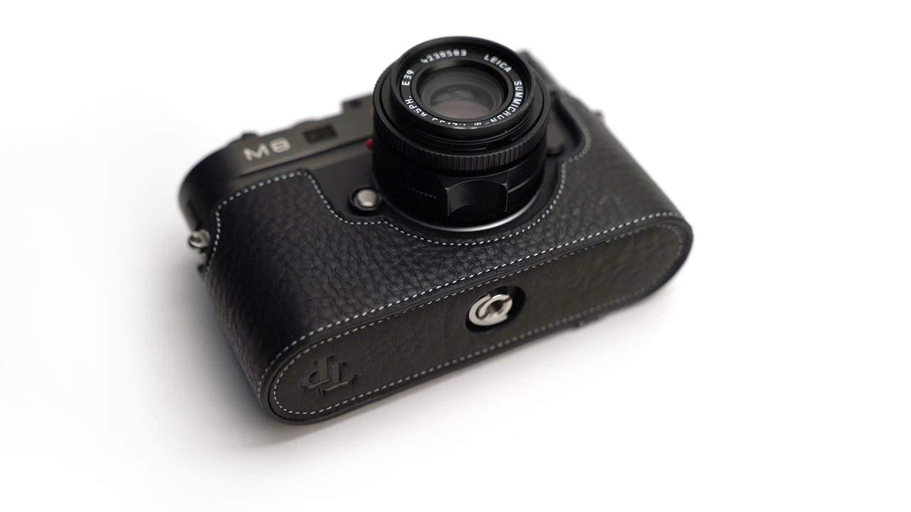 BolinUS Handmade Genuine Leather Camera