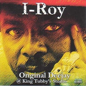 Original Deejay @ King Tubby's Studio