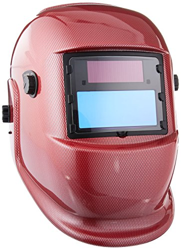 Titan 41260 Solar Powered Auto Darkening Welding Helmet