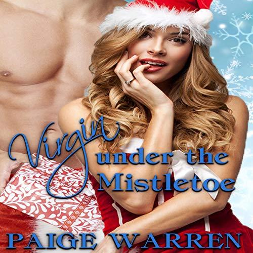 Virgin Under the Mistletoe audiobook cover art