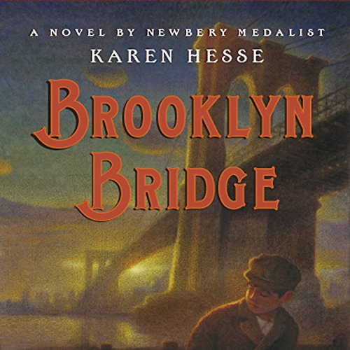 Brooklyn Bridge audiobook cover art