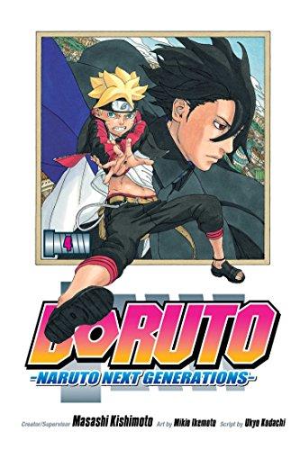 Boruto, Vol. 4: The Value of a Hidden Ace!! (Boruto: Naruto Next Generations, Band 4)