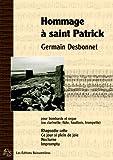 Hommage a Saint Patrick pour Bombarde et Orgue - Partitions