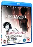 [UK-Import]Ghost In The Shell 2.0/Ghost In The Shell Innocence Blu-ray -