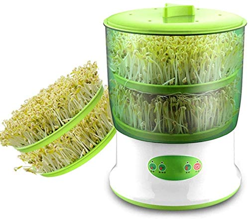 TX® 2 Layers Seed Bean Sprout sprouter Machine 220V/50HZ