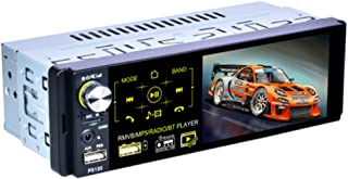 $69 » Sponsored Ad - FM and AM RDS Function U Disk/AUX Playback Seven-color Backlight Bluetooth & Touch Screen