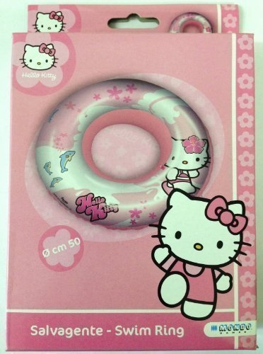 Hello Kitty-Anello da piscina gonfiabile, 50 cm