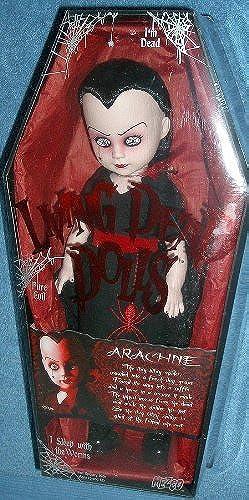 Living Dead Dolls  Arachne - Series 10 by Mezco