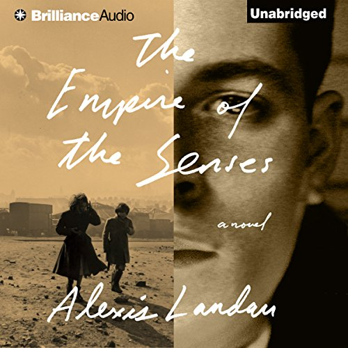 The Empire of the Senses audiobook cover art