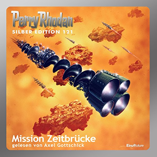 Mission Zeitbrücke (Perry Rhodan Silber Edition 121) audiobook cover art