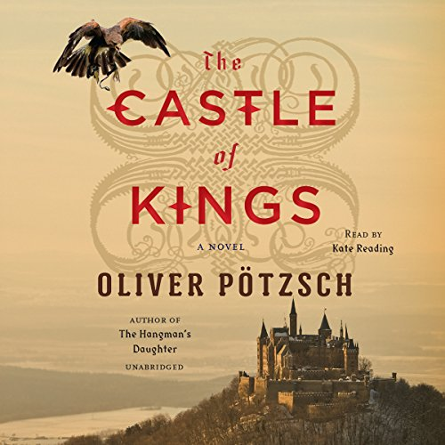 The Castle of Kings audiobook cover art
