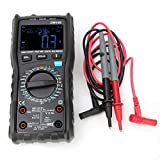 DM100 Multimeter Digital Hochpräzise Intelligente AC/DC-Spannung Strom Frequenz...
