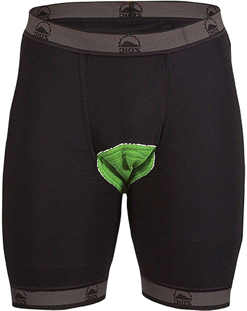 25% OFF ZOIC Mens Cycling Shorts All stores are sold