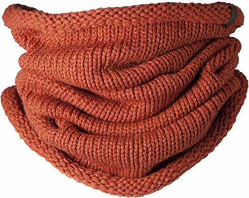Barts Charlie Col Loop sjaal camel